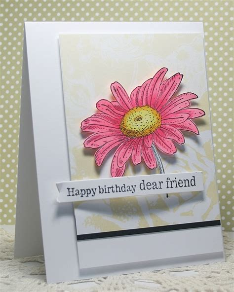 Birthday Card For Dear Friend Hey There Rosigrl Happy Birthday Dear Friend