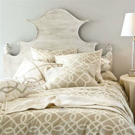 bird headboard ballard designs claudette headboard and a peek at outlet