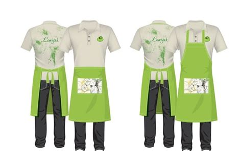 Design Your Own Cafe Uniform | restaurant uniforms uniform ideas and uniform design on