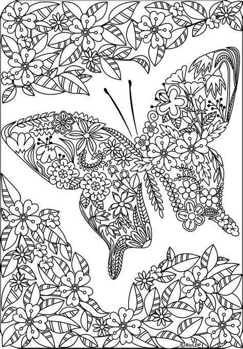 grown up coloring pages of flowers twenty coloring pages for grown ups adult coloring
