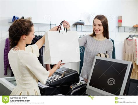 and shop assistant in a showroom stock image image