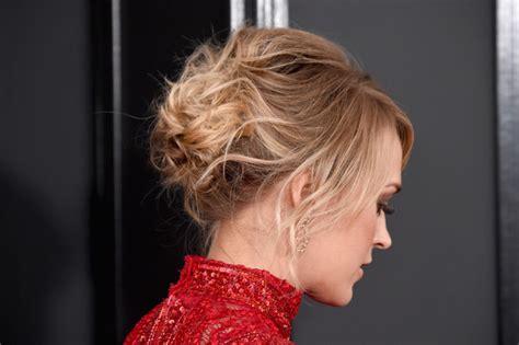 Carrie Underwood Updo Hairstyles by Carrie Underwood Updo Updo Lookbook