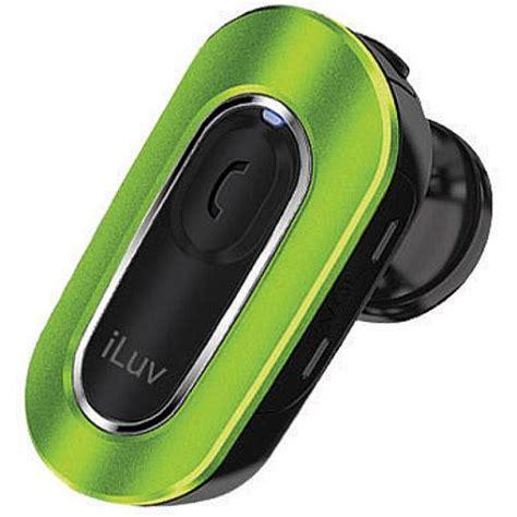 Bluetooth Headset Green iluv i316grn bluetooth headset green i316grn b h photo