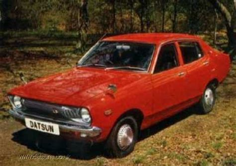 Datsun Uk Models