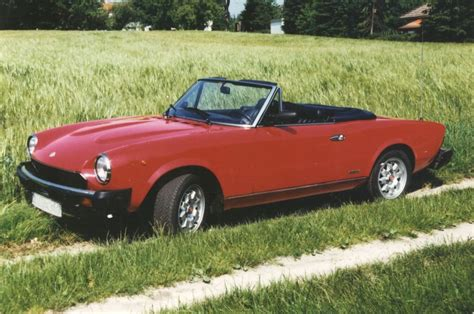 fiat spider 1981 1981 fiat 124 sport spider 2000i related infomation