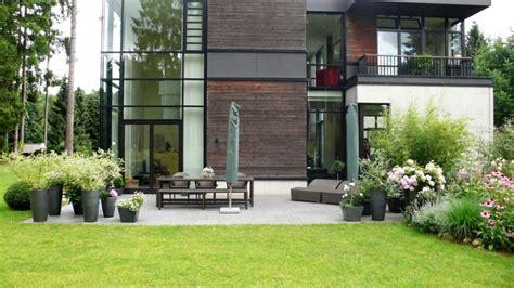 gartenbepflanzung modern terrasse modern gestalten garten modern anlegen home n