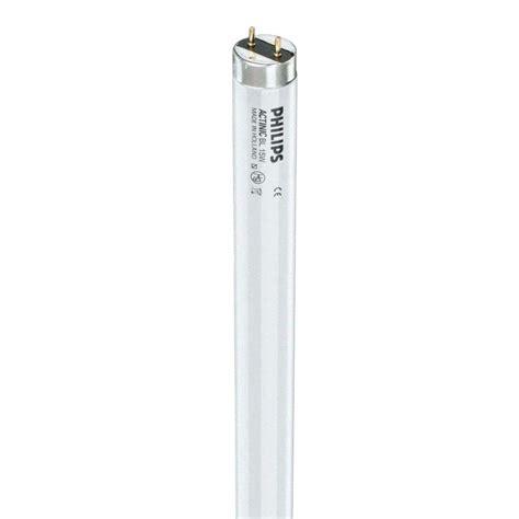 Lu Neon Philips 20 Watt philips 20 in t5 8 watt actinic bl linear fluorescent