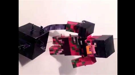 Minecraft Papercraft Pigman - papercraft minecraft mutant pigman www pixshark