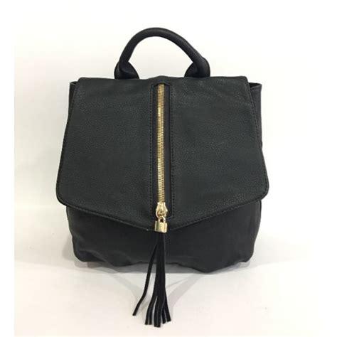 Tas Ransel The Capsule Black jual b7000 black tas ransel import grosirimpor
