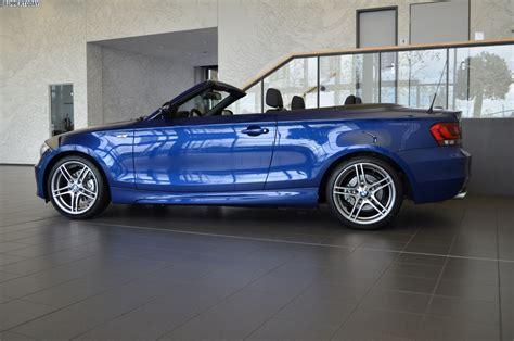 Bmw 1er Coupe Produktion by Bmw 320d Le Mans Blau