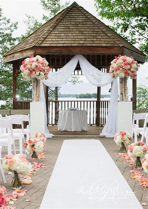 25  best ideas about Gazebo Wedding Decorations on