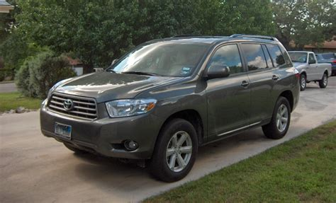 Toyota Highlander Reviews 2010 Review 2010 Toyota Highlander Se 4x2 Autosavant