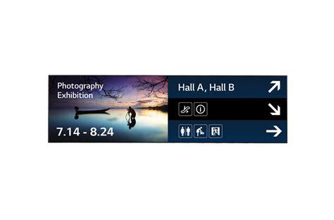 Digital Signage Lg Se3b 32 lg ultra stretch signage lg global