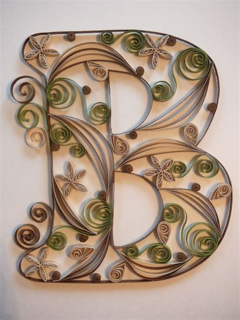Quilling Outline Letters by 199 Best Quilling Letters And Numbers Images On