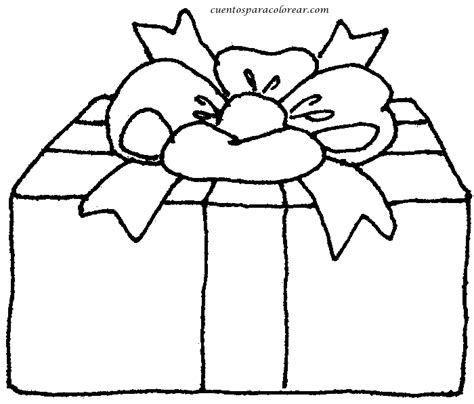 imagenes de navidad para colorear regalos dibujos para colorear regalos navide 241 os