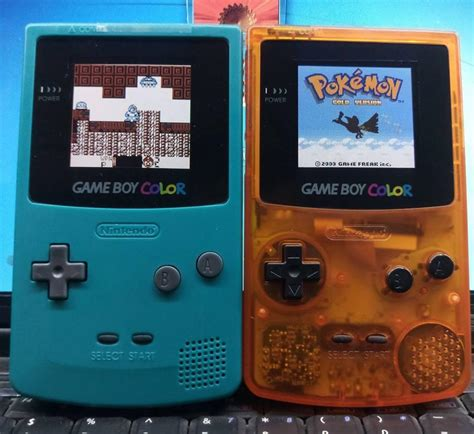 gameboy color mods backlit gameboy color custom made to your request