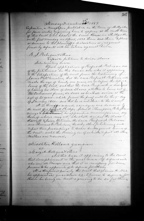 Tennessee Circuit Court Records Bedford County Tennessee Circuit Court Minutes Apr 1864 Aug 1867