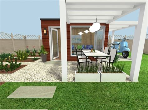 ideas garden ideas and outdoor living backyard landscape 10 top ideas for outdoor living roomsketcher blog