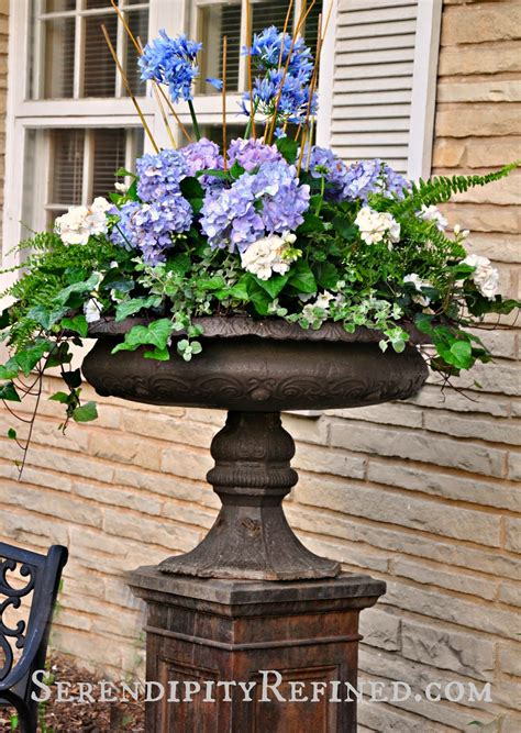 landina useful ideas for planting urns