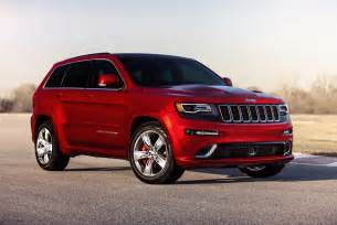 Jeep Grand Cherooke 2015 Jeep Grand Srt Adds 5hp Vapor Special