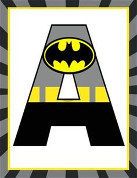 Letter Batman 1000 Ideas About Batman Classroom On Classroom Classroom Themes And