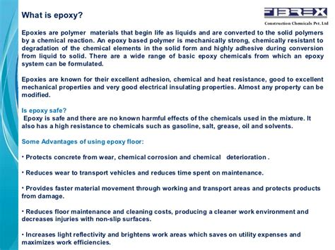 epoxy epoxy floorings