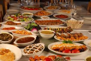 what to expect to eat in iranian restaurants during your