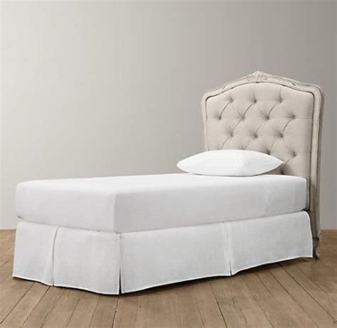 Big Headboard Beds Colette Tufted Headboard Tufted Headboards And Big Rooms