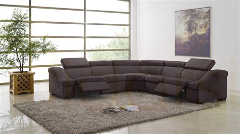 Leather Sofa Lounge Lounge Suites With Recliners Baxton Studio Mistral Modern And Contemporary Brown