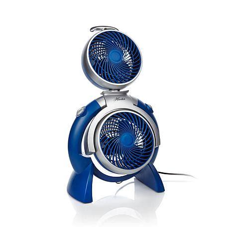 3 Speed Adjustable Dual Fan 7426267 Hsn