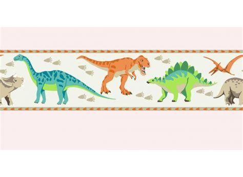 kinderzimmer junge dino kinderzimmer bord 252 re tapeten borte dinosaurier dino