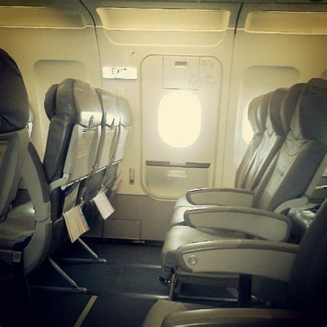 do exit seats recline las oak emergency exit row great amount of legroom and