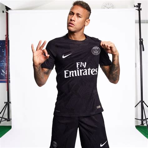 Neumor Black Top neymar jr