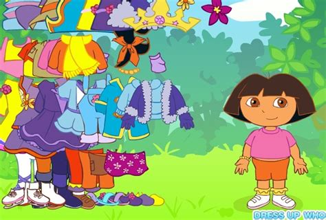 Free Online Arcade Games dora the explorer dress up game dora the explorer games