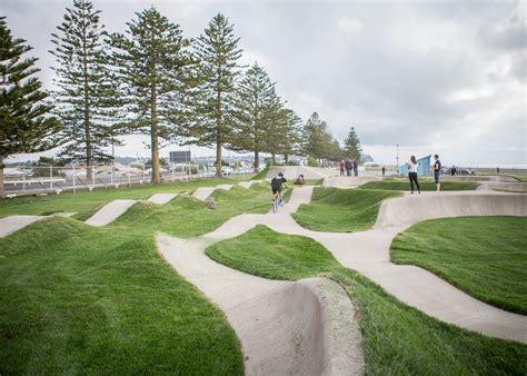 Home Design Plans 30 60 Marine Parade Pump Track Napier City Council