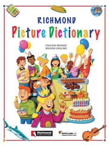 Dictionary Richmond page 45 books for children and adults
