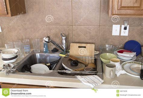 fond sale de cuisine image stock image du dishware