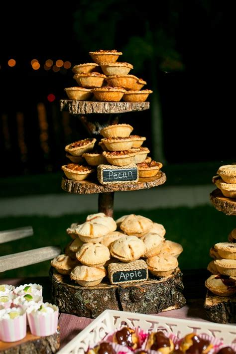 wedding dessert buffet ideas for winter