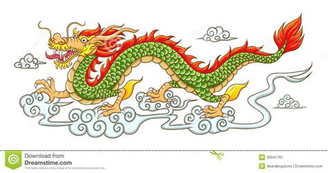 dragones imagenes de dragones dragon fotos dibujos e drag 243 n chino ilustraci 243 n del vector imagen 39341761