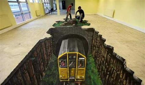3d By Joe Hill Reinventing 3d By Joe Hill Reinventing Modern Floor Painting And