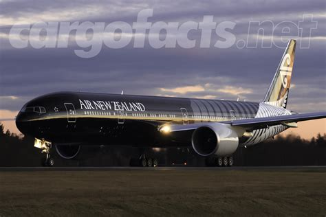 air new zealand all 777 cargo facts