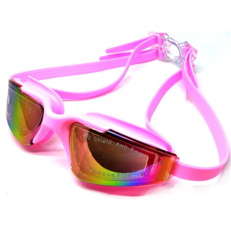 Kacamata Renang Ruihe Anti Fog T3010 1 kacamata renang anti fog uv protection rh5310 pink jakartanotebook