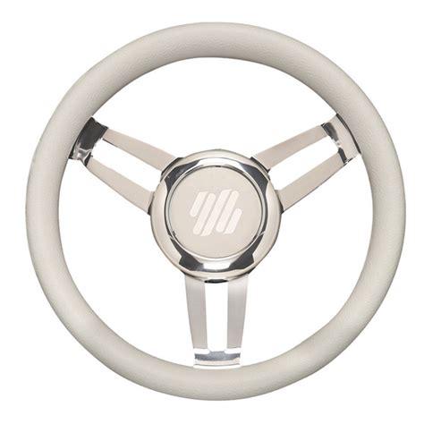 boat steering wheel maintenance uflex usa foscari w steering wheel west marine
