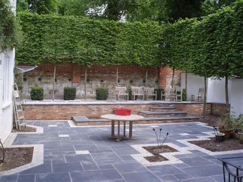 Small Courtyard Garden Design Ideas Backyard Privacy Trees Gardening Gardens Trees And The O Jays