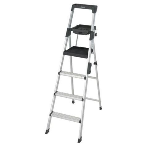 cosco signature series 6 ft premium aluminum step ladder