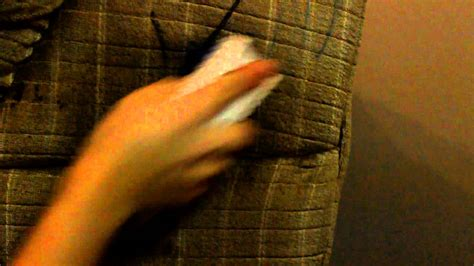 remove permanent marker from couch how to remove permanent marker from sofa youtube