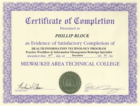 free educational certificate templates free certificate templates for education images