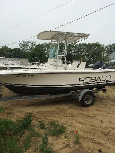 used robalo boats for sale massachusetts robalo center console boats for sale in massachusetts