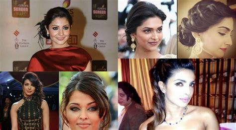 hairstyles for farewell party hairstyle for farewell party in saree hairstyles