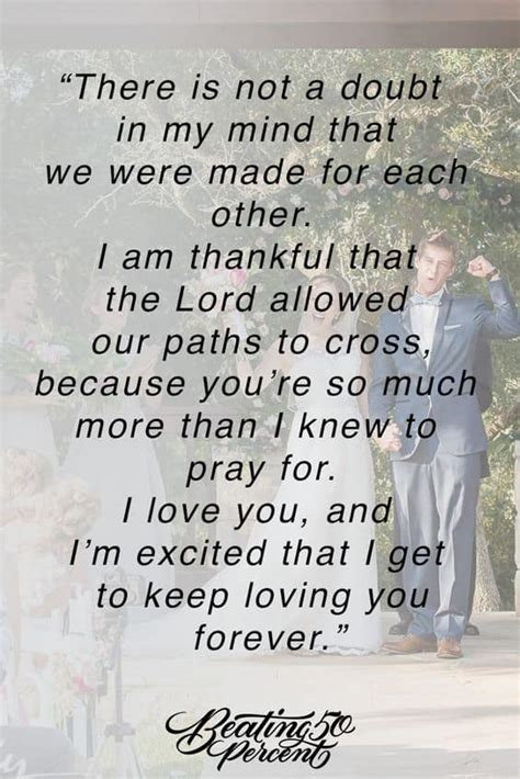own wedding vows 10 best photos   Page 5 of 11   Cute